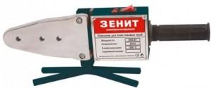Паяльник для полипропиленовых труб Зенит ЗПТ-2000