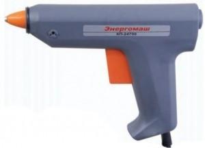 Клеевой пистолет Энергомаш КП-24700