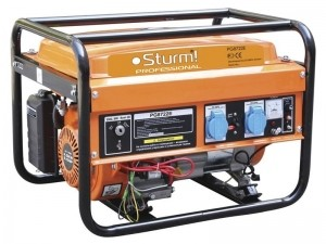 Бензиновый генератор Sturm PG8722E
