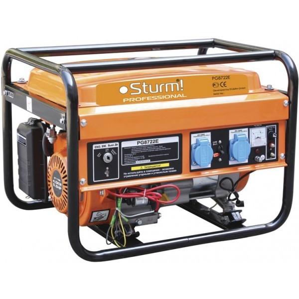 Бензиновый генератор Sturm PG8722EA