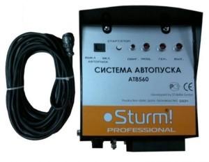Система автозапуска для бензогенераторов Sturm AT8560