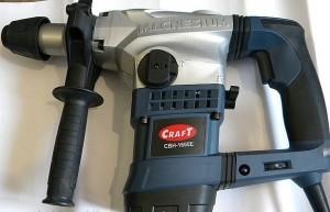 Перфоратор Craft CBH-1600Е