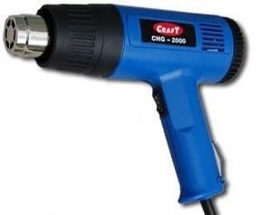 Строительный фен Craft CHG-2000
