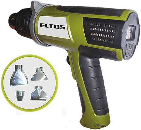 Строительный фен Eltos ФП-2000Е