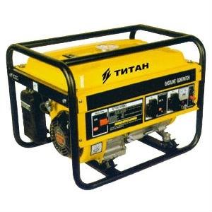 Бензиновый генератор Титан ПБГ2200Р