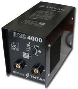 Сварочный инвертор Титан ПИС 4000