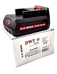 Литий-ионный аккумулятор DWT BS-1401L
