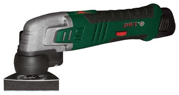 Аккумуляторный многофункциональный инструмент DWT AMS-10,8 Li BMC