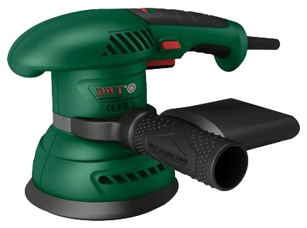 Эксцентриковая шлифмашина DWT EX 03-150 D