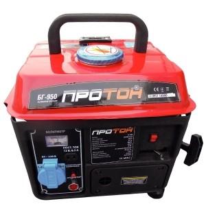 Бензиновый генератор Протон БГ-950