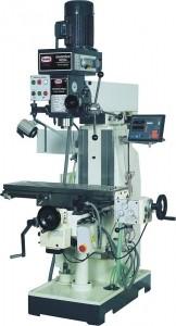 Универсальный фрезерный станок с цифровым измерением Proma FHV-50VD