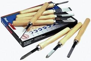 Комплект ножей по дереву Proma HDB-45 (8 шт.)