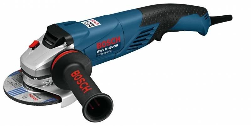 Угловая шлифмашина (болгарка) Bosch GWS 15-150 CIH