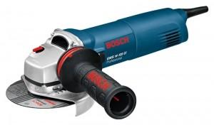Угловая шлифмашина (Болгарка) Bosch GWS 14-125 Inox Set