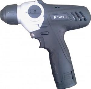 Аккумуляторный перфоратор Титан ППА11