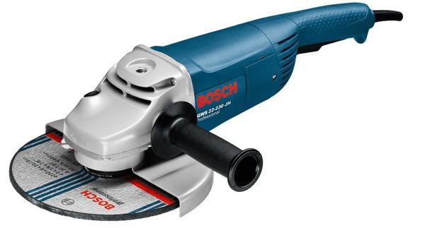Угловая шлифмашина (болгарка) Bosch GWS 22-230 JH