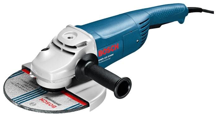 Угловая шлифмашина (болгарка) Bosch GWS 22-230 H