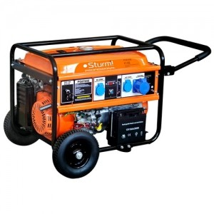 Бензиновый генератор Sturm PG8765E