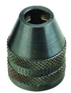 Трехкулачковый стальной патрон Proxxon без ключа