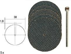 Армированные отрезные диски Proxxon 28818