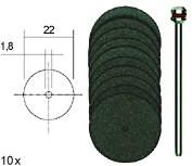 Корундовые диски Proxxon 28810