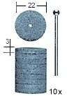 Шлифовальные круги Proxxon 28304