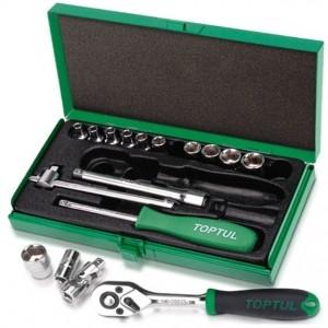 Набор инструмента Toptul GCAD1701