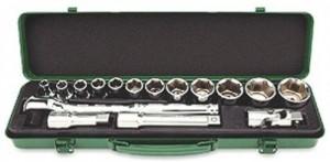 Набор инструмента Toptul GCAD1601