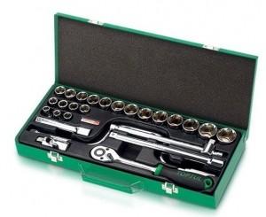 Набор инструмента Toptul GCAD2601