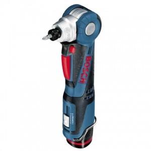 Аккумуляторный угловой шуруповерт Bosch GWI 10,8 V-LI L-BOXX