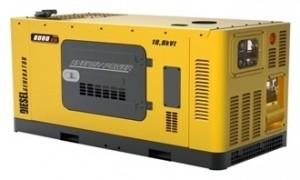 Дизельный генератор Energy Power EP30SS3