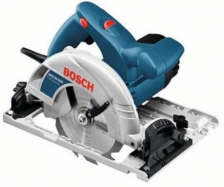 Дисковая пила Bosch GKS 55 GCE (чемодан)