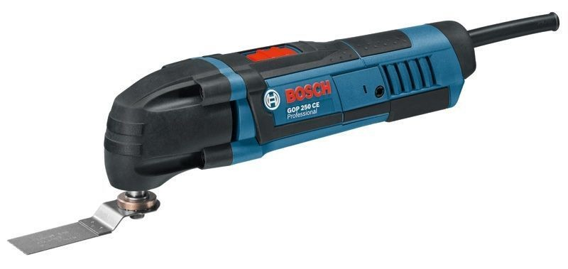 Универсальный резак Bosch GOP 250 CE L-BOXX