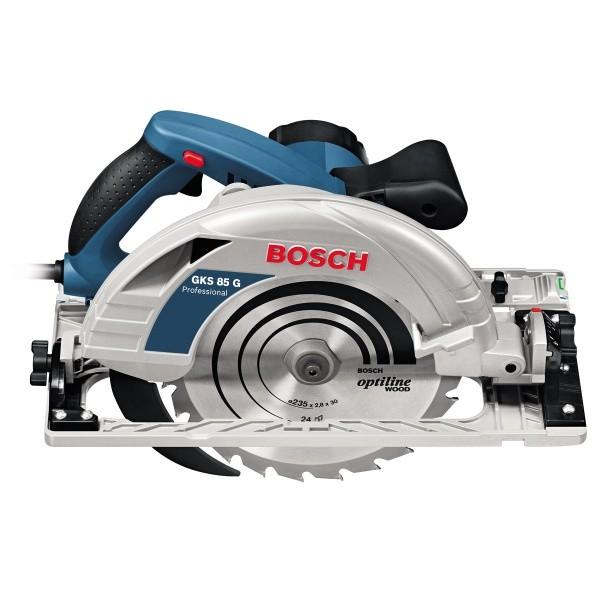 Дисковая пила Bosch GKS 85 G L-BOXX