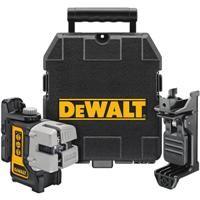 Самовыравнивающийся 3-х плоскостной лазерный уровень DeWalt DW089K