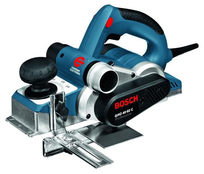 Электрорубанок Bosch GHO 40-82 C L-BOXX