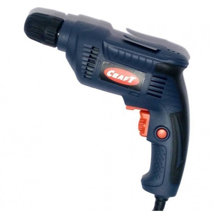 Дрель безударная Craft CPD - 10/650 - Дрель Craft CPD 10/650
