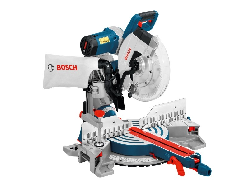 Торцовочная пила Bosch GCM 12 GDL