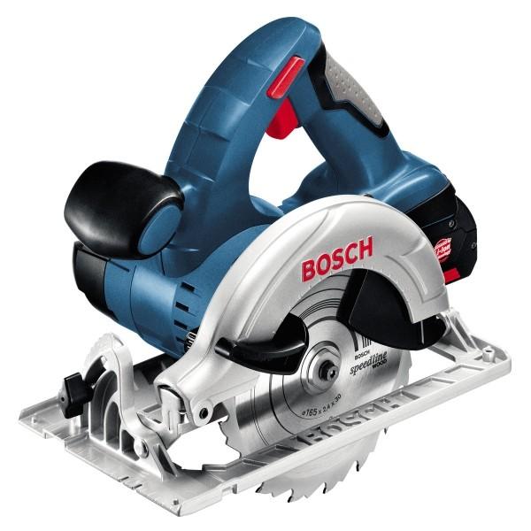 Аккумуляторная дисковая пила Bosch GKS 18 V-LI