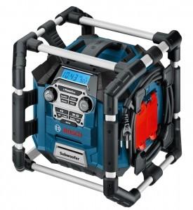 Зарядное устройство Bosch GML 50 с радиоприемником