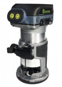 Аккумуляторный фрезер Титан PCF211B