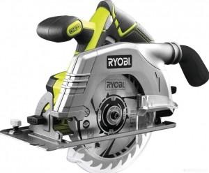 Аккумуляторная циркулярная пила Ryobi R18CS-0
