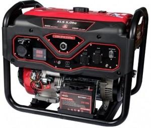 Бензиновый генератор Vitals KLS 5.0be