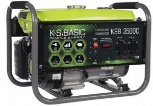 Генератор бензиновый Konner&Sohnen BASIC KSB 3500 С