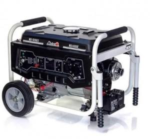 Двухтопливный генератор Matari MX 4000e ГАЗ-БЕНЗИН