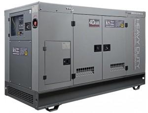 Дизельная электростанция Konner&Sohnen KS40-3Y/IMD