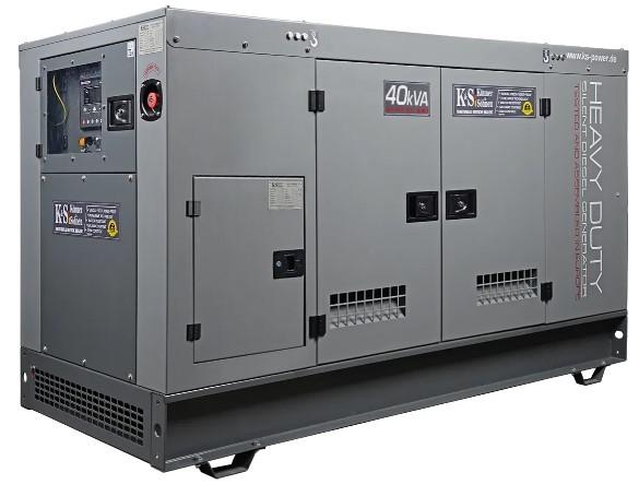 Дизельная электростанция Konner&Sohnen KS40-3Y/IMD - Дизельная электростанция Konner&Sohnen KS40-3Y/IMD