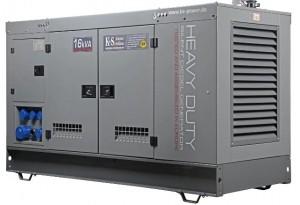 Дизельная электростанция Konner&Sohnen KS16-1Y/IED
