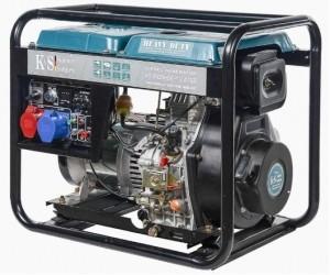 Дизельный генератор Konner&Sohnen KS 8100HDE-1/3 ATSR (EURO V)