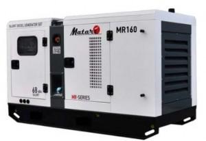 Дизельная электростанция Matari MR160